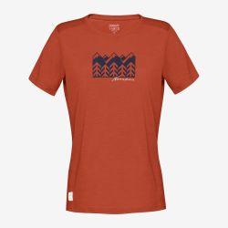 Tricou pentru Femei Merino Norrona Svalbard Wool T-shirt