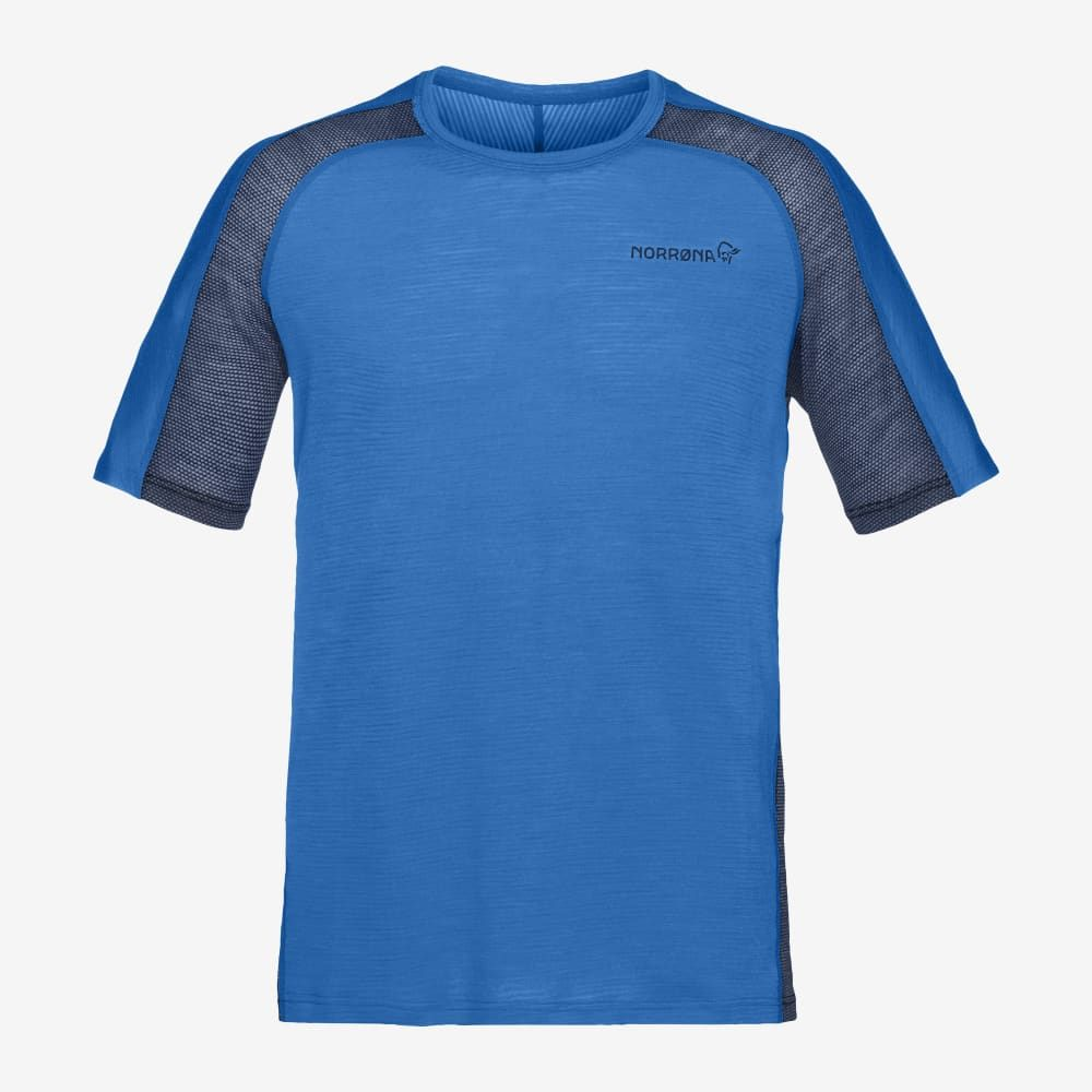 Tricou Tehnic din Lână Norrona Bitihorn Wool T-Shirt 2615186601