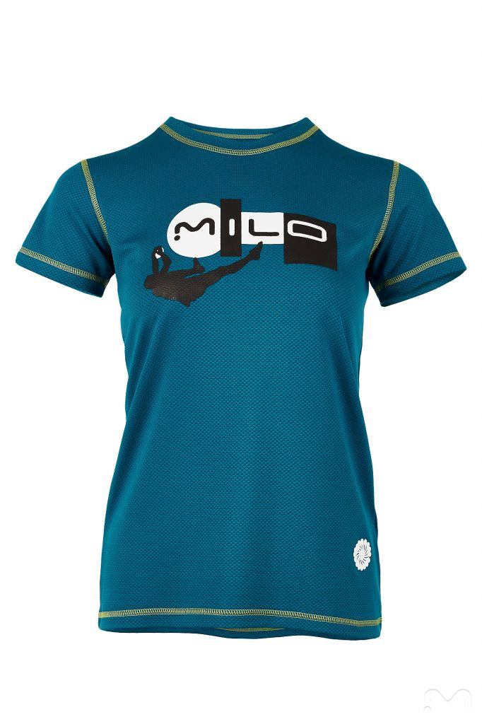 Tricou Milo - Kootze Lady ocean blue