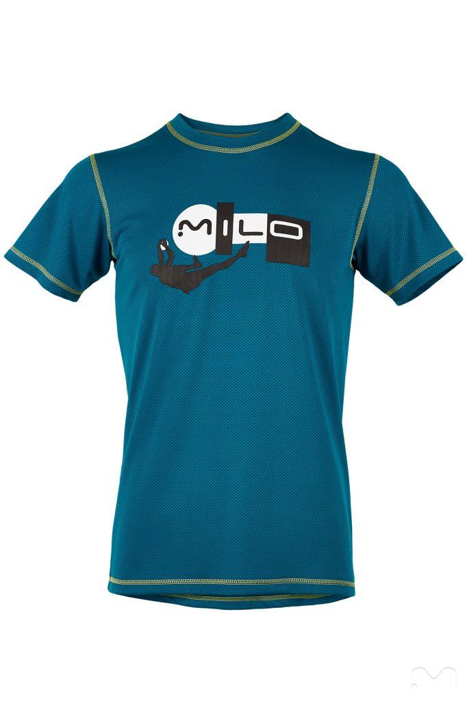 Tricou Milo - Kootze Men ocean blue