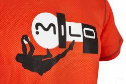 Tricou Milo - Kootze Men Salmon Orange