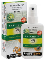 Spray TravelSafe anti-insecte 60ml