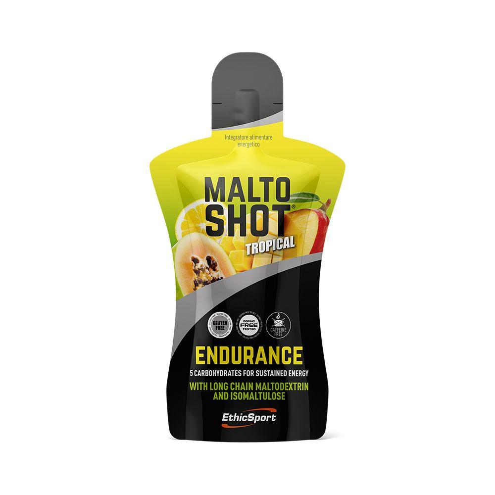 Ethic Sport Gel Maltoshot Endurance Tropical