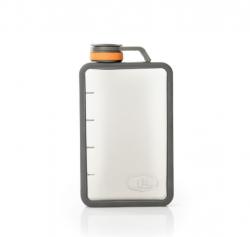 Sticla de buzunar GSI Boulder Flask 300ml