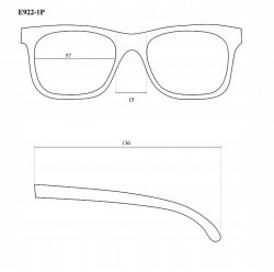 Ochelari de soare GOG Dewont, cu lentile polarizate