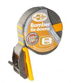 Sea to Summit Bomber Tie Down 3m orange SOLBTD3