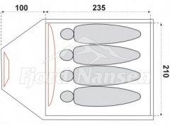 FN Andy IV dimensiuni