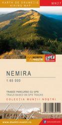 Schubert & Franzke Harta M-ții Nemira