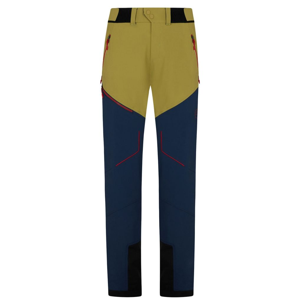 L61629811 Excelsior Pant Night Blue Cedar