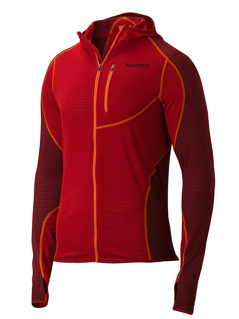 Marmot Thermo Hoody Team Red 83470