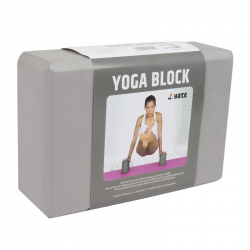 Yoga Block Yate grey