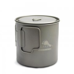 Vas 650ml Pot Light Toaks Titanium