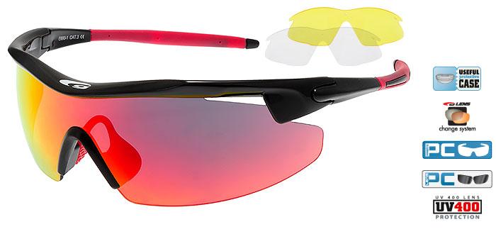 Ochelari de soare Goggle E690 Razor