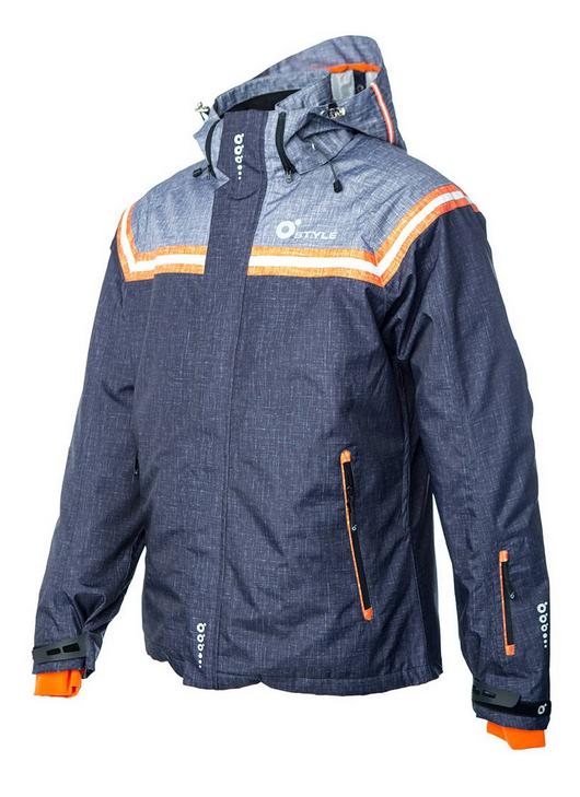 O Style Geaca schi IJW9162 orange