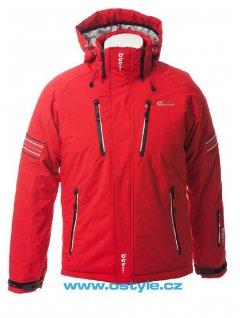 O Style Geaca schi IJW9107 red