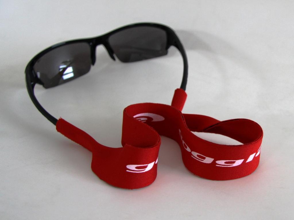 Goggle Banda elastica pentru ochelari rosie