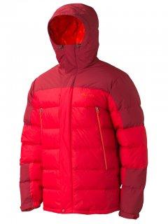 Marmot Mountain Down Jacket 71640 Team Red