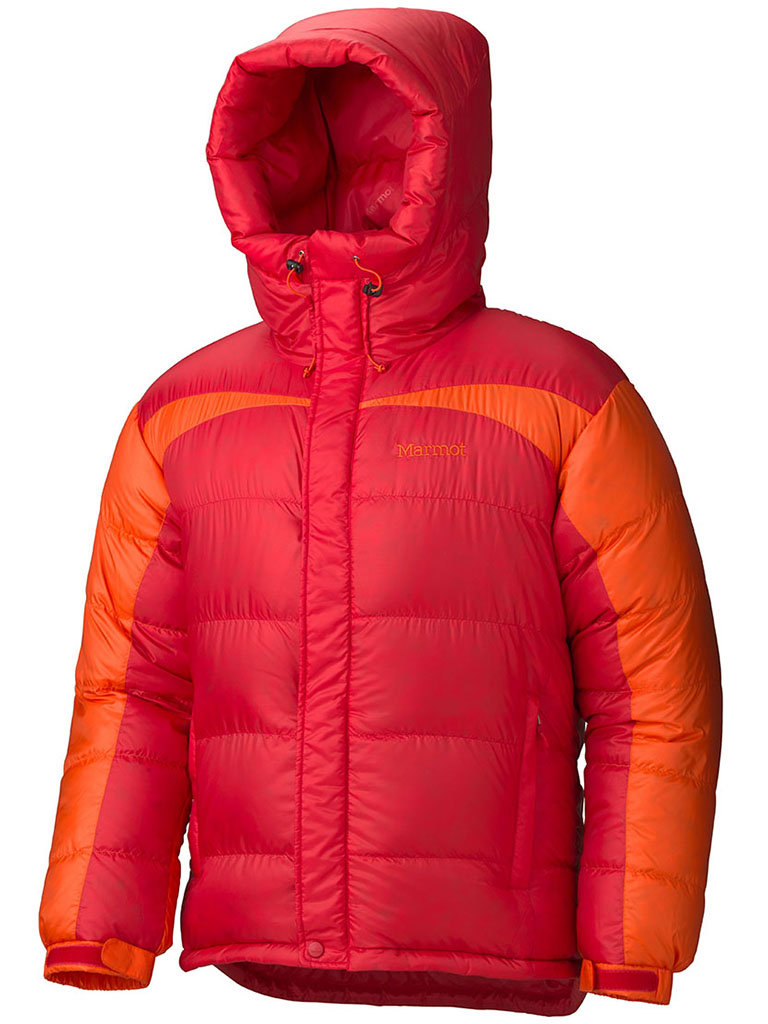Marmot Greenland Baffled 5067 Team Red