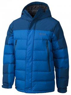 Mountain Down Cobalt Blue