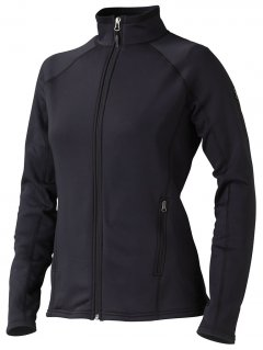 Marmot Stretch Fleece Jacket Wm's 89560 black