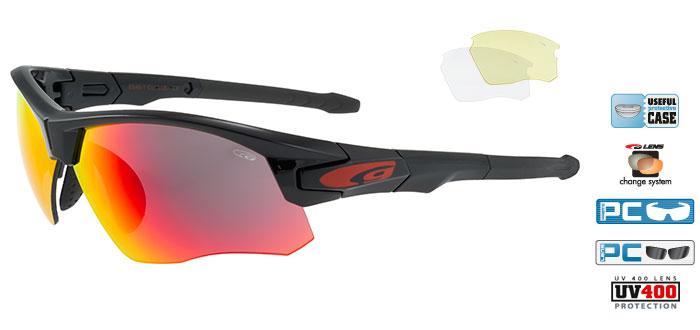 Goggle E6401 Warrior