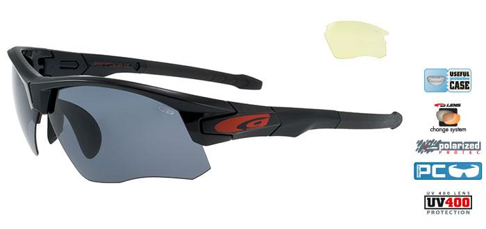 Goggle E6421P Warrior P