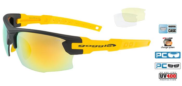 Goggle E8404 Steno