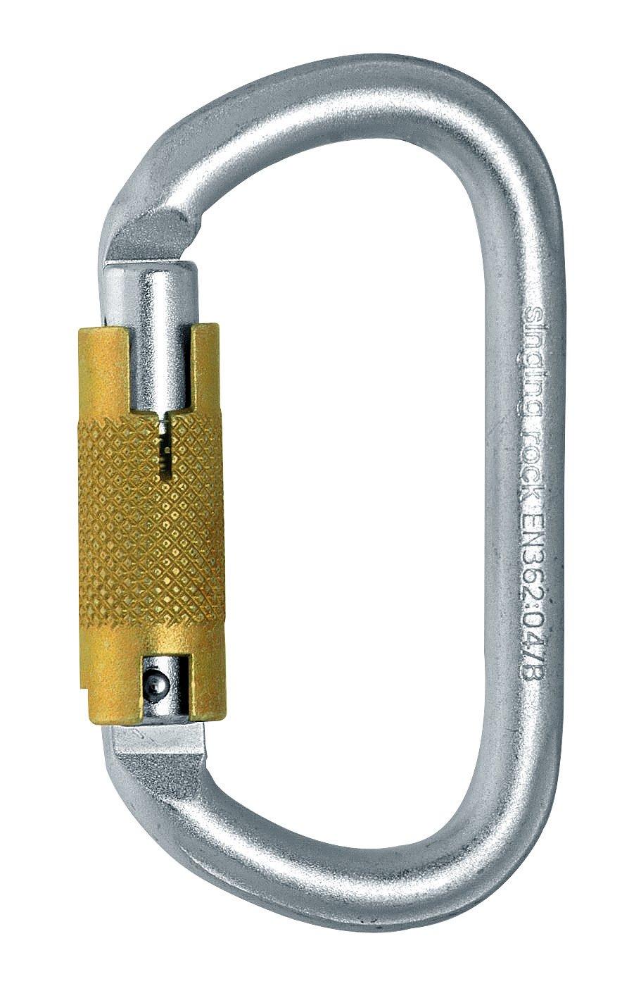 SR K4241ZO07 OvalSteelTriple lock