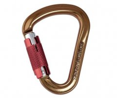 Carabiniera Singing Rock Hypnos Triple Lock
