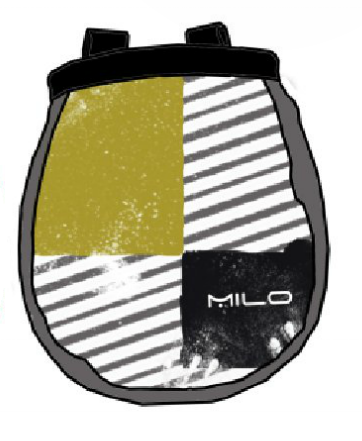 Milo Yuhu grey