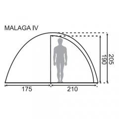 FN Malaga dimensiuni 2