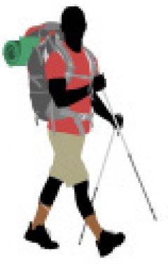 Bețe de trekking, telescopice sau pliabile, accesorii