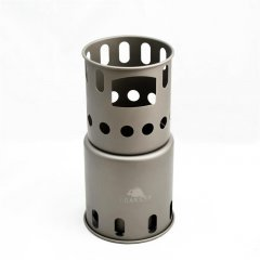 Arzător Toaks Titanium Wood Burning Stove Small