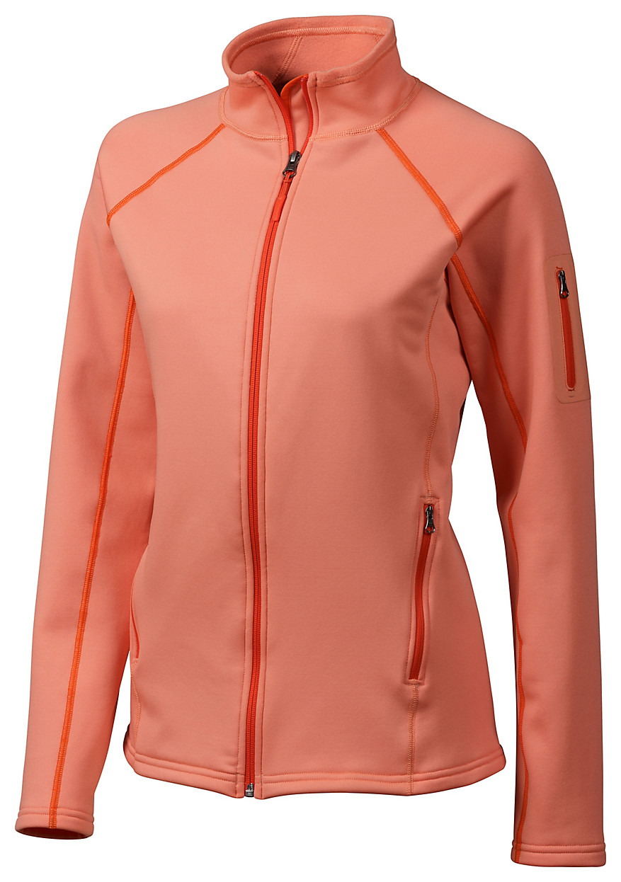 Stretch Fleece wms melon blush