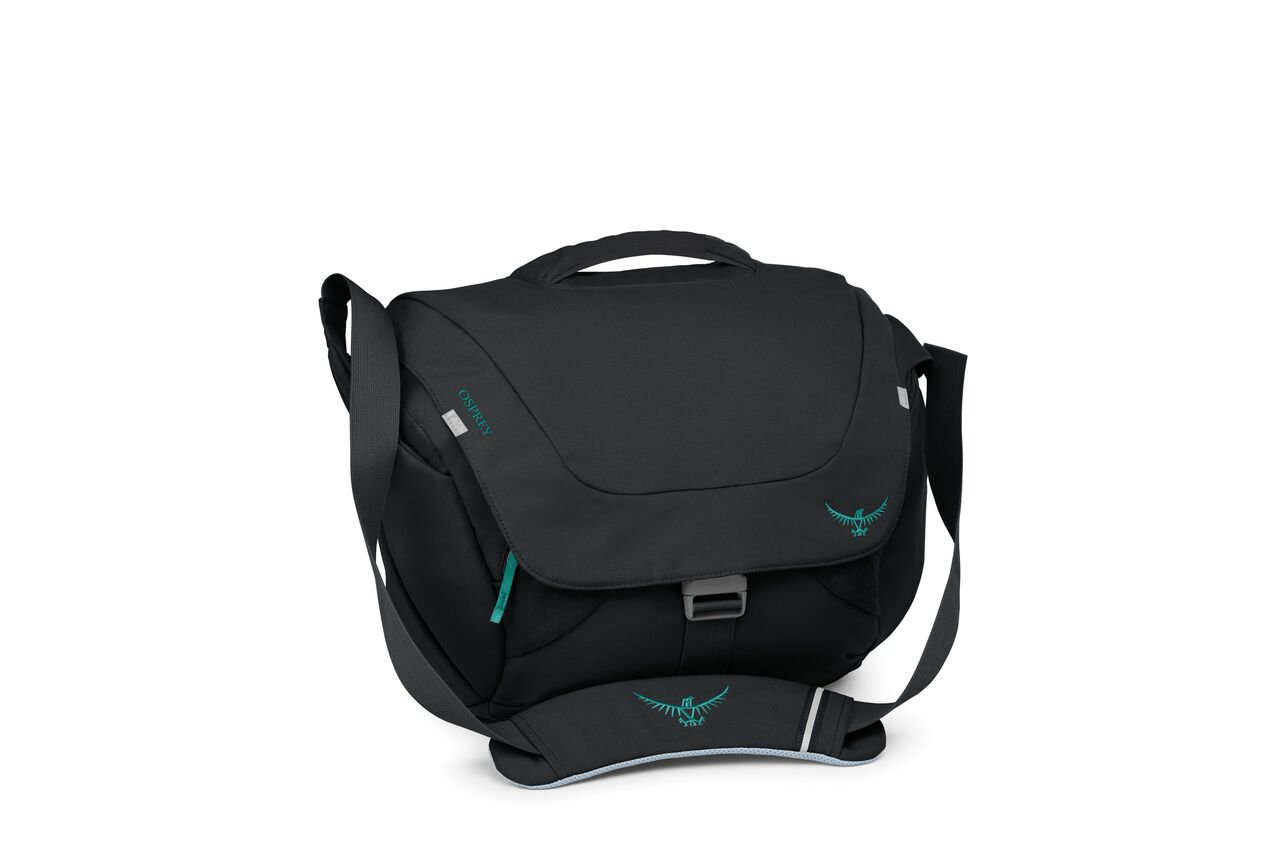Osprey Flap Jill Courier Black