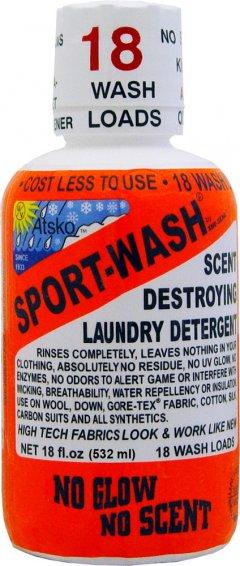 Detergent pentru imbracaminte Atsko Sport Wash 532ml
