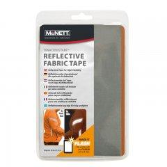 Banda adeziva pentru reparatii GearAid Tenacious Tape™ Reflective 50 x 7.6cm