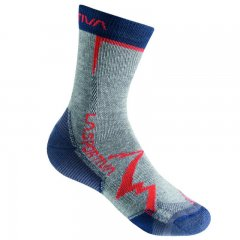 lasportivamountainsocks 29PGN grey navy blue