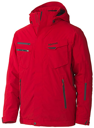 Sky Pilot Mens Team Red