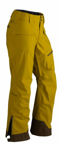 Insulated Mantra green mustard