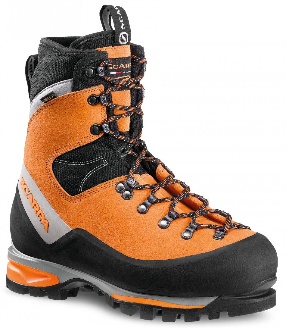 Scarpa Mont Blanc GTX Orange 87501
