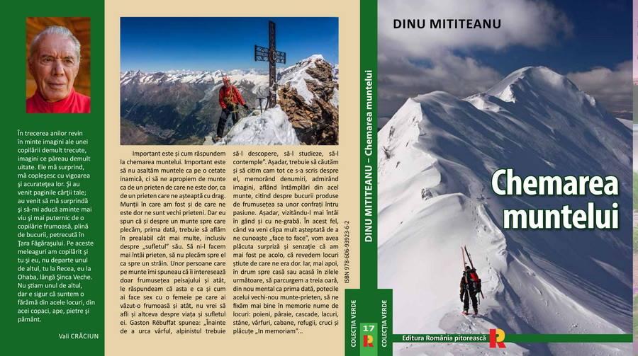 Romania Pitoreasca Dinu Mititeanu Chemarea Muntelui