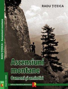 Carte: Ascensiuni montane, autor: Radu Țițeica