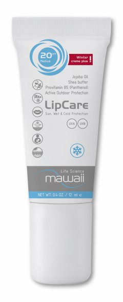 Balsam pentru buze Mawaii Winter Lip Care SPF 20