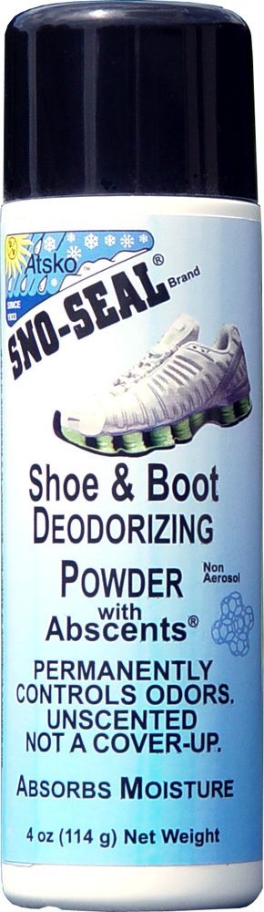 Atsko Shoe and Boot Deodorizing Powder 13474
