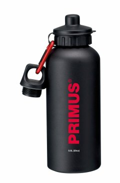 Bidon pentru apa 0.6l, inox, Primus Drinking Bottle