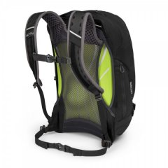 Osprey Radial 34 Black back