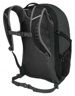 Osprey Momentum 32 Black back