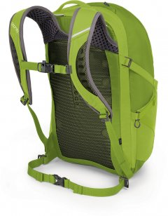 Osprey Momentum 32 Orchard Green back