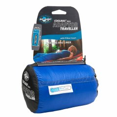 Lenjerie pentru sacul de dormit Sea to Summit Coolmax Adaptor Traveller
